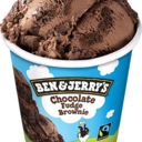 Ben & Jerry's - CHOCOLATE FUDGE BROWNIE