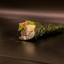 Temaki Shrimp Cooked