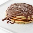PAN CAKE NUTELLA SENZA GLUTINE