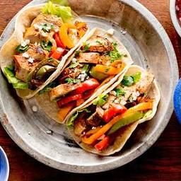 Taco Fiesta per 2 Persone con 10 Tortilla di Mais (Senza Salse)