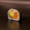 Salmon Futomaki Roll