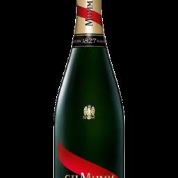 Champagne Cordon Rouge Brut Mumm 75cl