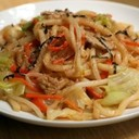 N10 Yaki Udon Misto Carne spacy