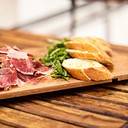 Selections of Iberian cured meats