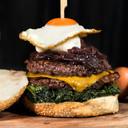 Masterburger e patatine