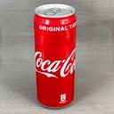 Coca cola in lattina 33 cl