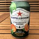San Pellegrino L'aranciata Amara 33 cl