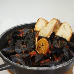 Cozze alla Tarantina (Rosse Piccanti)