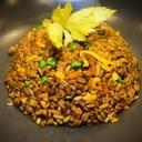 Riso 5 cereali saltati con misto di verdure e anacardi