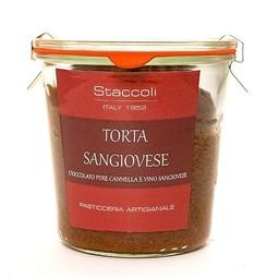 Torta Sangiovese in Vasocottura