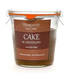 Cake al cioccolato no glutine in vasocottura