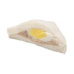 tramezzino tonno, uovo e maionese