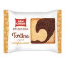 Tortina vaniglia e cacao