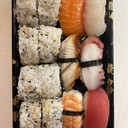 Box mix Uramaki