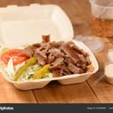Doner kebab Box