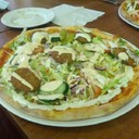 falafel pizza (NEW)⭐