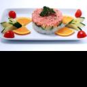 Tartare di salmone special