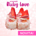 Uramaki Ruby Love (4 pz)