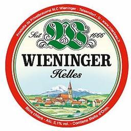 Birra chiara Helles Wieninger   1Lt - Spinata al momento