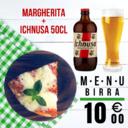 MARGHERITA + ICHNUSA 50cl