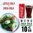 LITLE ITALY + COCA-COLA