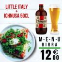 LITTLE ITALY + ICHNUSA 50cl