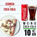 SCONCIA + COCA-COLA