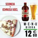 SCONCIA + ICHNUSA 50cl