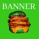 BANNER menù 🍔₊ 🍟₊ 🍰 ₊🥤