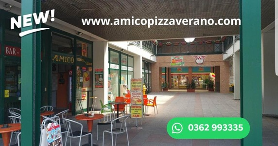 Amico Pizza